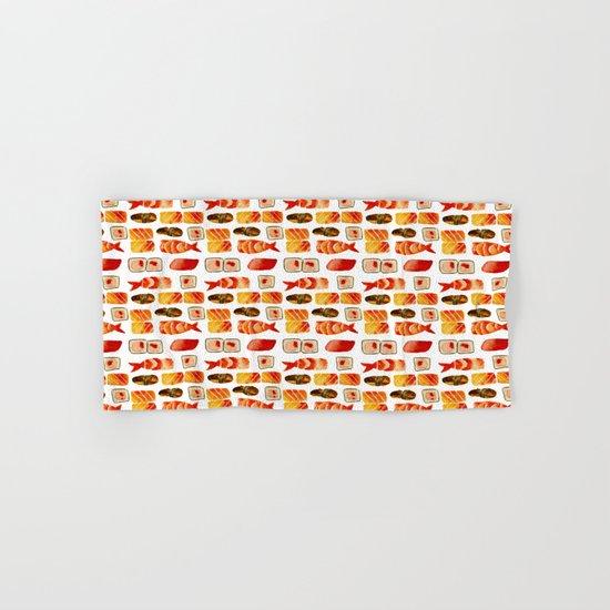 Sushi vibes Hand & Bath Towel