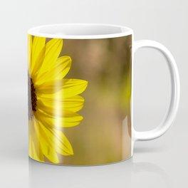Sunflower In The Countryside Coffee Mug