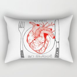Heart Sweet Rectangular Pillow
