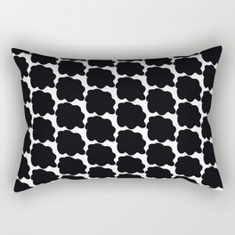 Cow Spots Rectangular Pillow