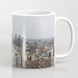 Montreal Skyline Coffee Mug