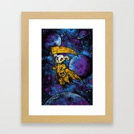 Space Ghost 3.0 Framed Art Print