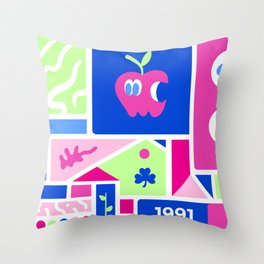 1991 Throw Pillow