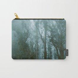 Misty Grove at Dusk Carry-All Pouch