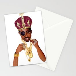Slick Rick Stationery Cards