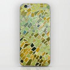 Bright n Sunshiny Day Mosaic iPhone & iPod Skin