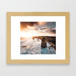 twelve apostles s Framed Art Print