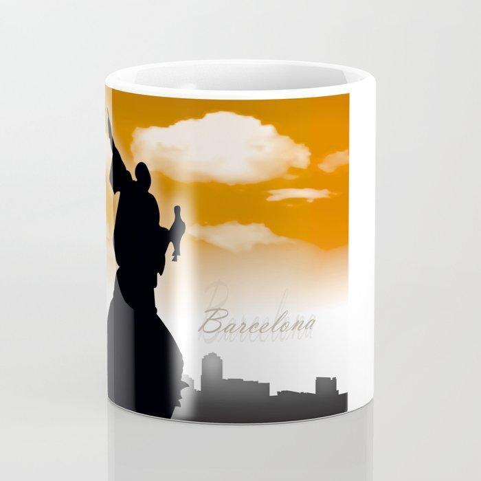 Barcelona  Coffee Mug