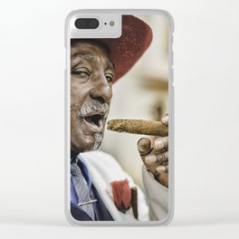 Welcome to Havana Clear iPhone Case