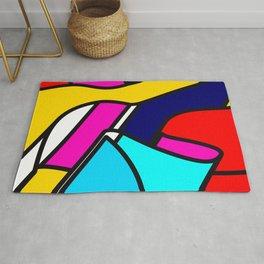 Abstract Art #5 Rug
