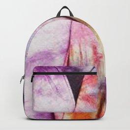 Rainbow bandana Backpack