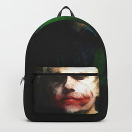 everything burns Backpack