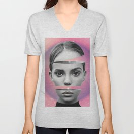 Cosmic Girl Unisex V-Neck