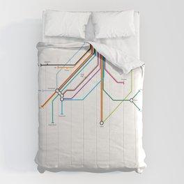 Character Map - Aliens Comforters