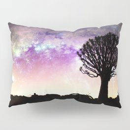 African galaxy skyline - Landscape Photography #Society6 Pillow Sham