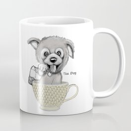 Tea Dog Coffee Mug
