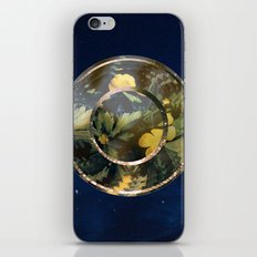260 Metres In The Air iPhone & iPod Skin
