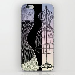 JEZEBEL-VINTAGE-3 iPhone Skin