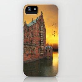 Castle View iPhone Case
