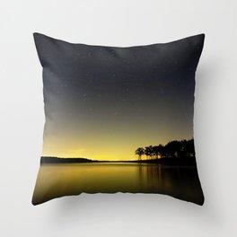 Texoma Shore Throw Pillow