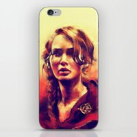 hiccup iPhone & iPod Skins featuring Abraham's Daughter by Alice X. Zhang