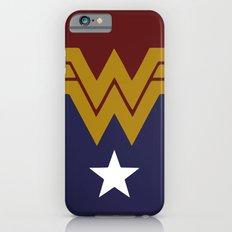 Wonder DC, Woman iPhone 6 Slim Case