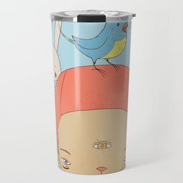 COME BACK HOME Travel Mug