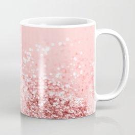 Summer Vibes Glitter #6 #coral #shiny #decor #art #society6 Coffee Mug