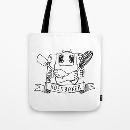 Boss Baker Tote Bag