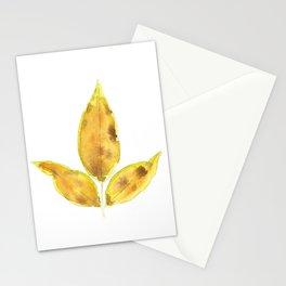 Fall Leaf #1 Stationery Cards