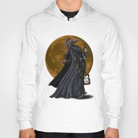 sandman Hoodies featuring Sandman by Sloe Illustrations