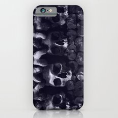 Skulls - Paris Catacombs, tinted version Slim Case iPhone 6s