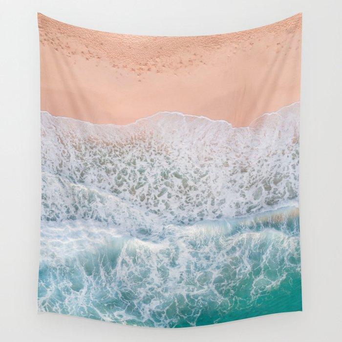 Sea 11 Wall Tapestry