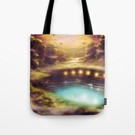 Within the Mesas Tote Bag