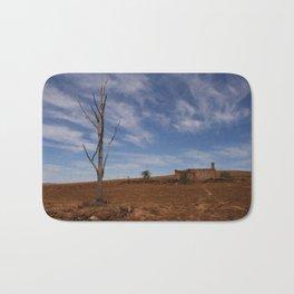 Flinders Ranges Desert Landscape Bath Mat