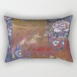 A NEWCOMER 02 Rectangular Pillow