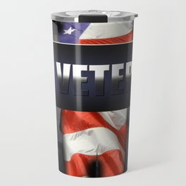 United State Veteran Travel Mug