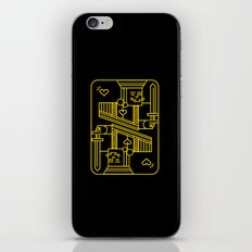 King of Hearts iPhone Skin
