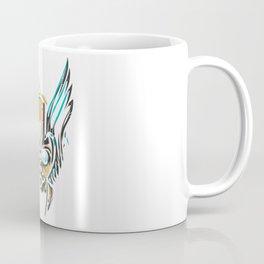 Valkyrie Cat Coffee Mug