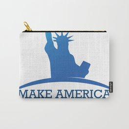 Make America Smart Again Carry-All Pouch