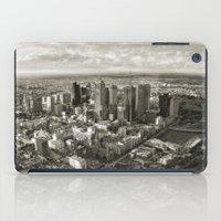 melbourne iPad Cases featuring Melbourne City by Ewan Arnolda