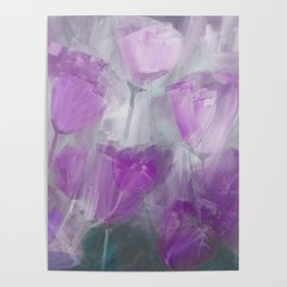 Shades of Lilac Poster
