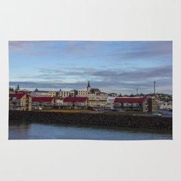 Bogarnes West Iceland Rug