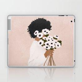 Bouquet of Flowers Laptop & iPad Skin