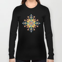 Alhambra Stained Glass Long Sleeve T-shirt