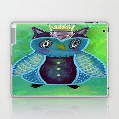 Quirky Bird 3 Laptop & iPad Skin