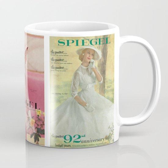 1957 Spring/Summer Catalog Cover Mug