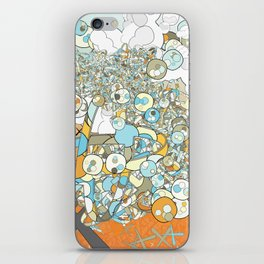 Nested Composition 3 iPhone Skin