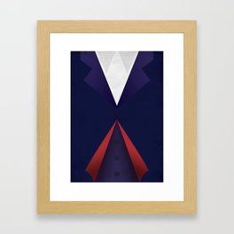 The Twelfth Doctor Framed Art Print