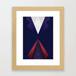 The Twelfth Doctor Framed Art Print